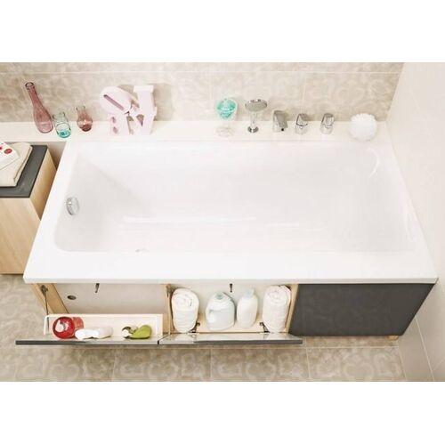 Акриловая ванна Smart, 170х80, P-WP-SMART*170-R, Cersanit